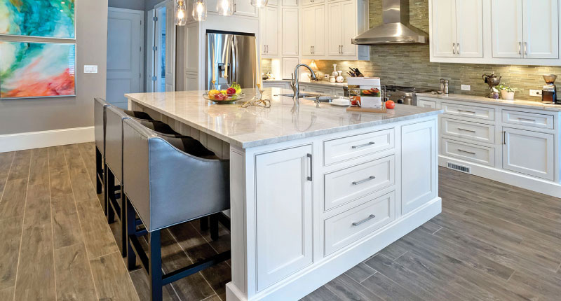 custom countertops